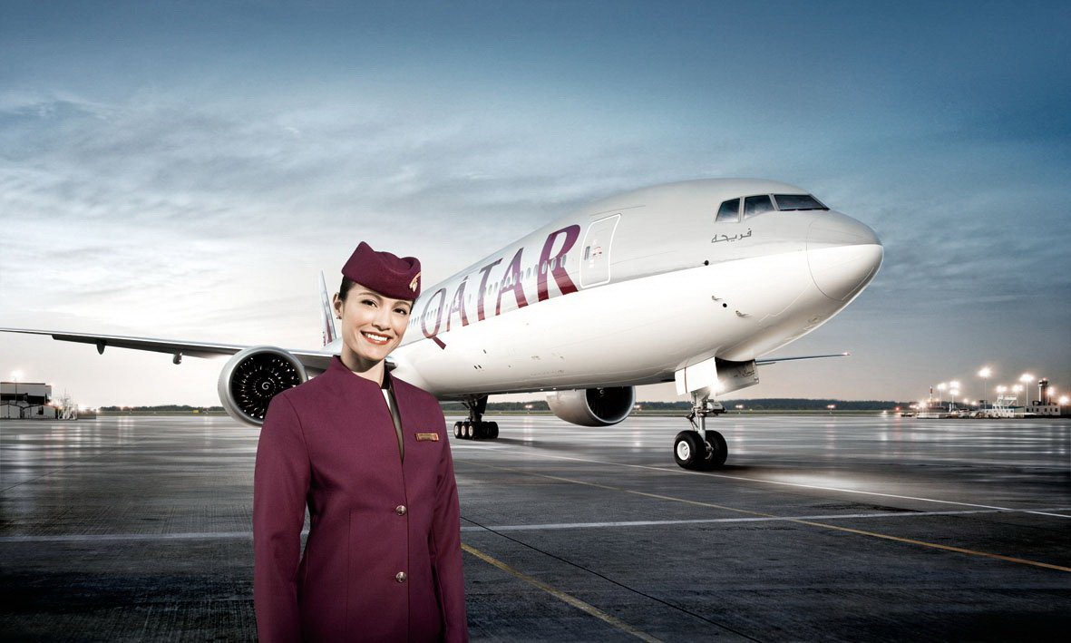 Qatar Airways cerca hostess a Roma
