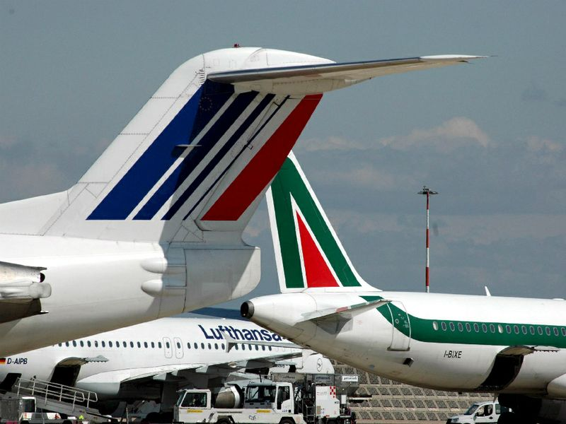 Air France pronta a comprare Alitalia