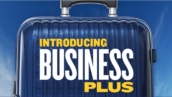Business Class Ryanair in arrivo