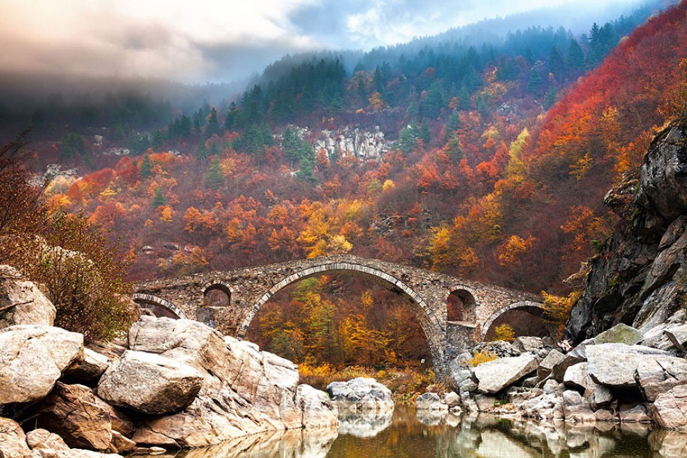Devil's-bridge-Bulgaria