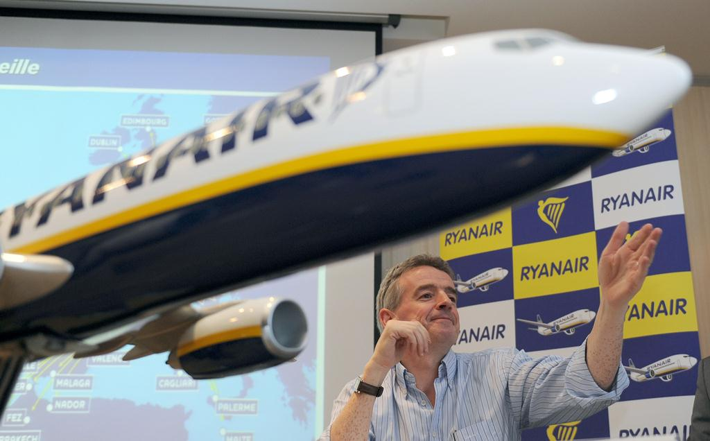 strategia-gentile-ryanair-Michael-O'Leary