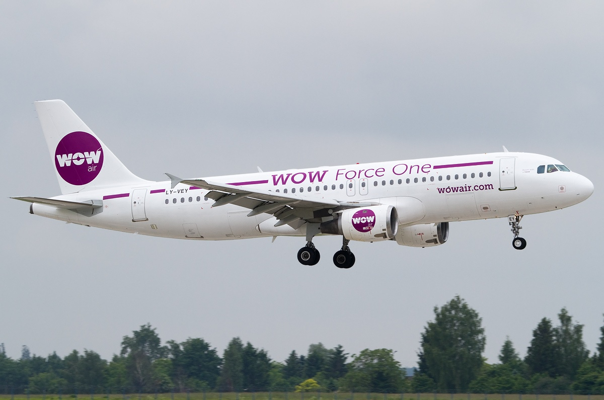 Voli low cost USA, ci pensa Wow Air