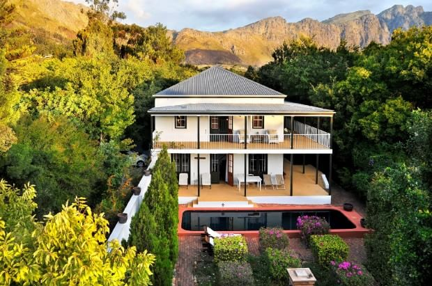 Akademie Street Boutique Hotel and Guesthouse, Franschhoek, Sud Africa