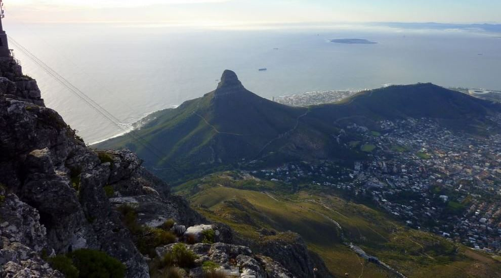 Lion's head Mountain, Cape Town