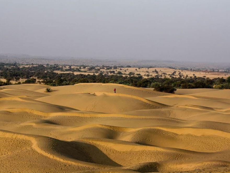 Thar Desert, India, Pakistan