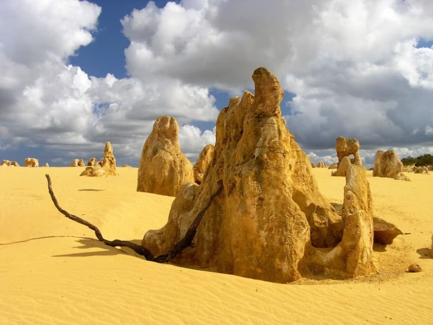 The Pinnacles Desert, Australia