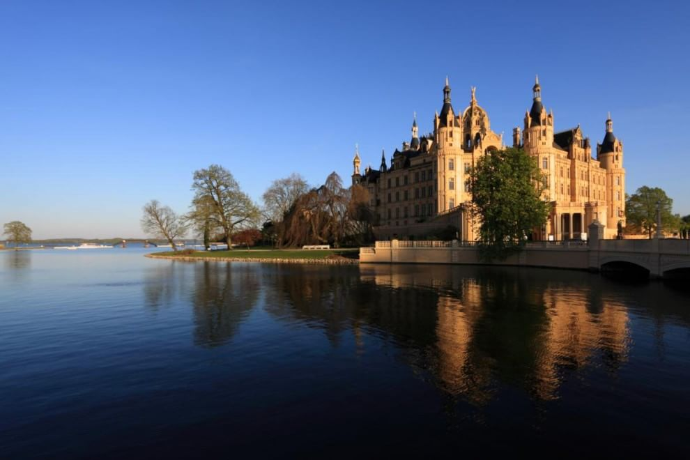 Schwerin Castle, Germania