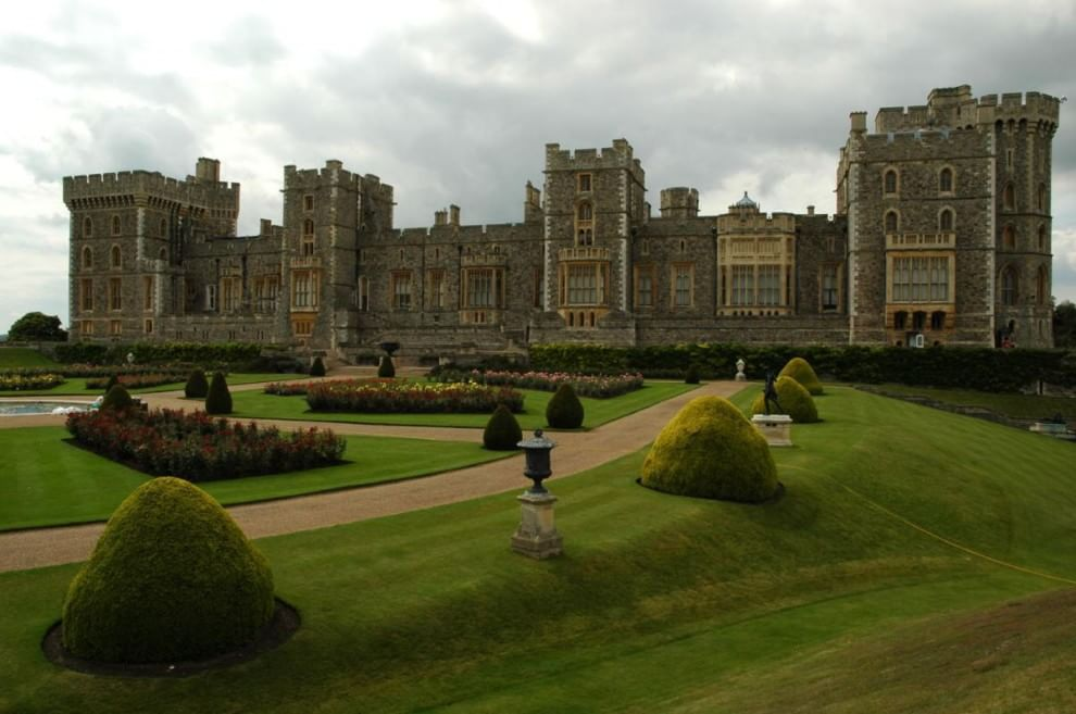 Windsor Castle, Regno Unito