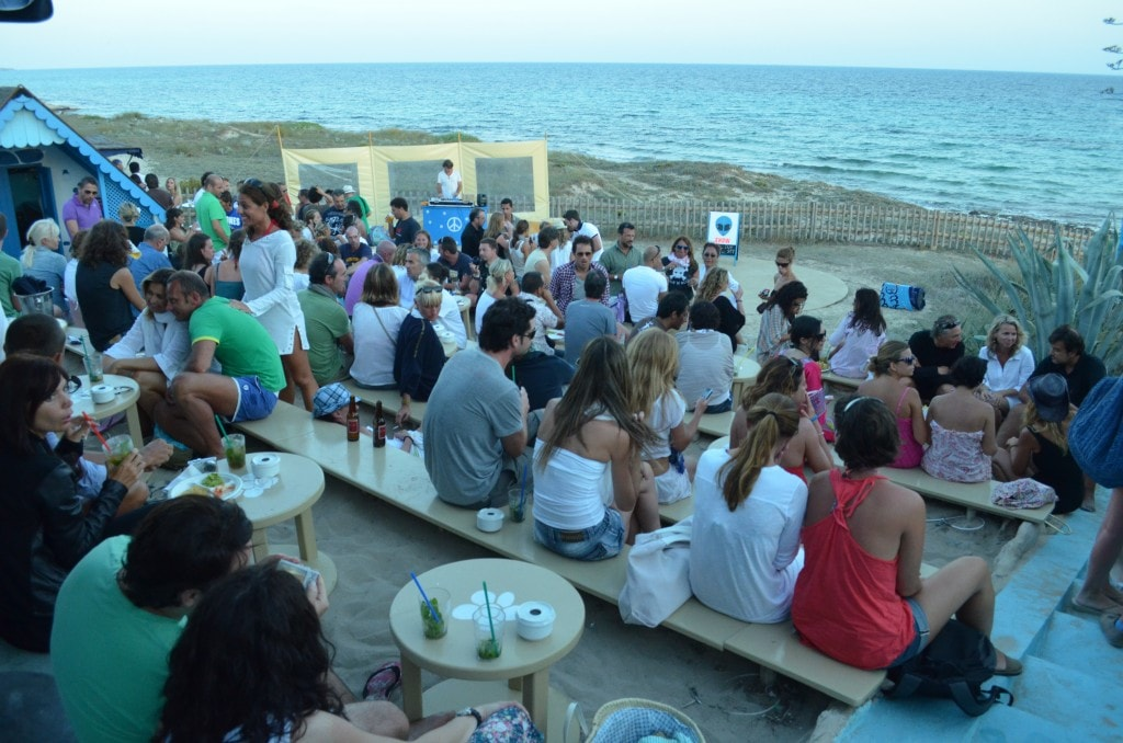 Formentera, Terrazza Blue Bar
