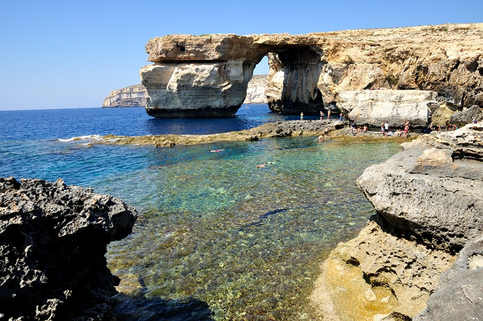 Gozo, Azure Window